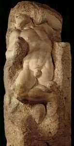 I Prigioni - di Michelangelo
